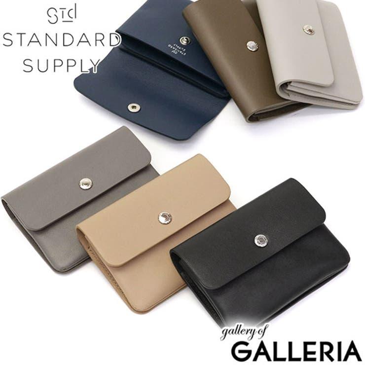 カードケース STANDARD SUPPLY   ギャレリア Bag&Luggage   詳細画像1