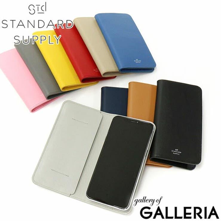 スマホケース STANDARD SUPPLY | ギャレリア Bag&Luggage | 詳細画像1
