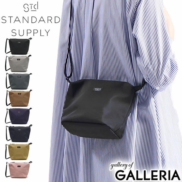 ショルダー STANDARD SUPPLY   ギャレリア Bag&Luggage   詳細画像1