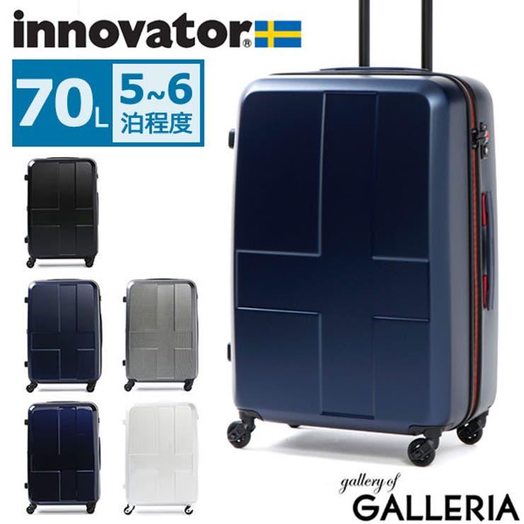 スーツケース innovator キャリーバッグ   ギャレリア Bag&Luggage   詳細画像1