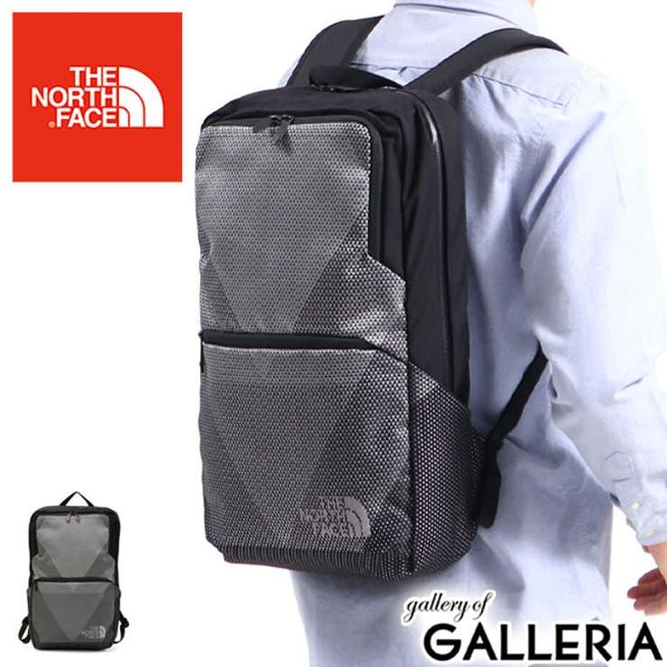 日本正規品 ザ・ノース・フェイス ビジネスリュック   ギャレリア Bag&Luggage   詳細画像1