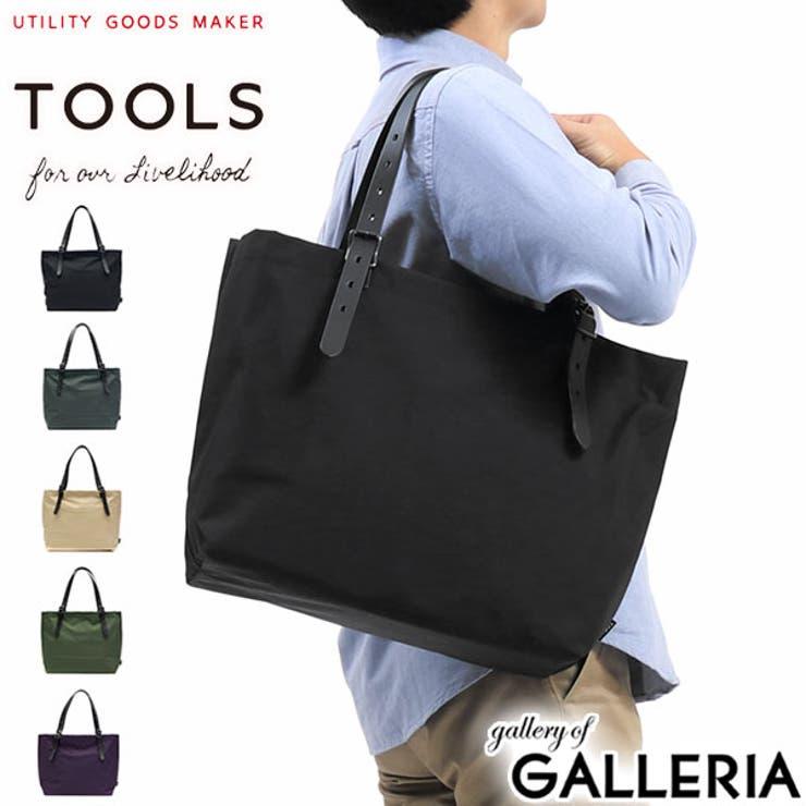 トートバッグ Tools by   ギャレリア Bag&Luggage   詳細画像1
