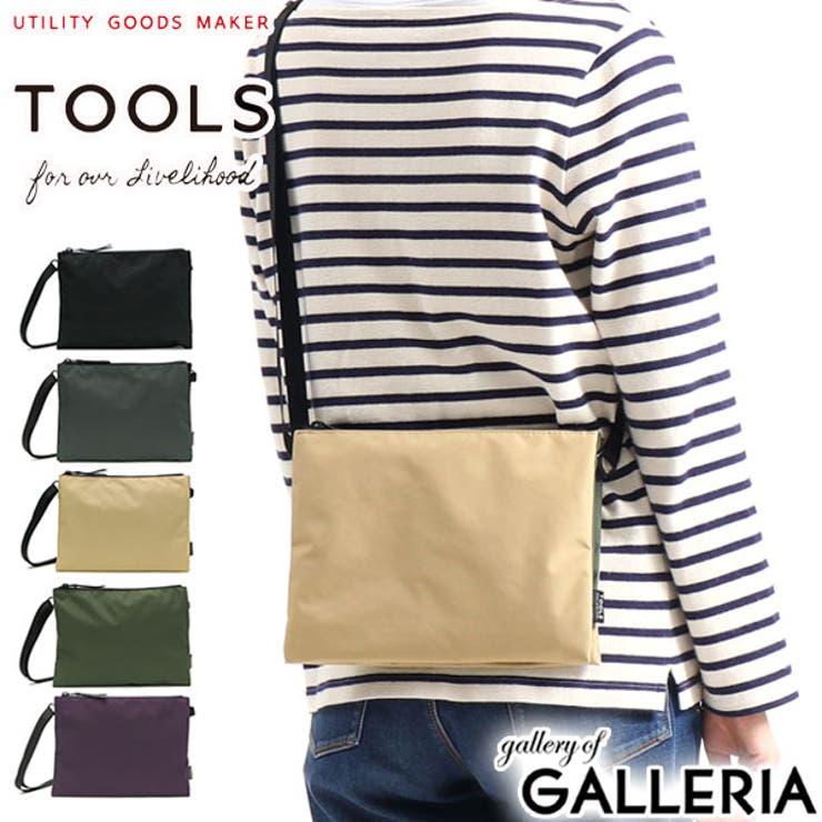 ショルダーバッグ Tools by | ギャレリア Bag&Luggage | 詳細画像1