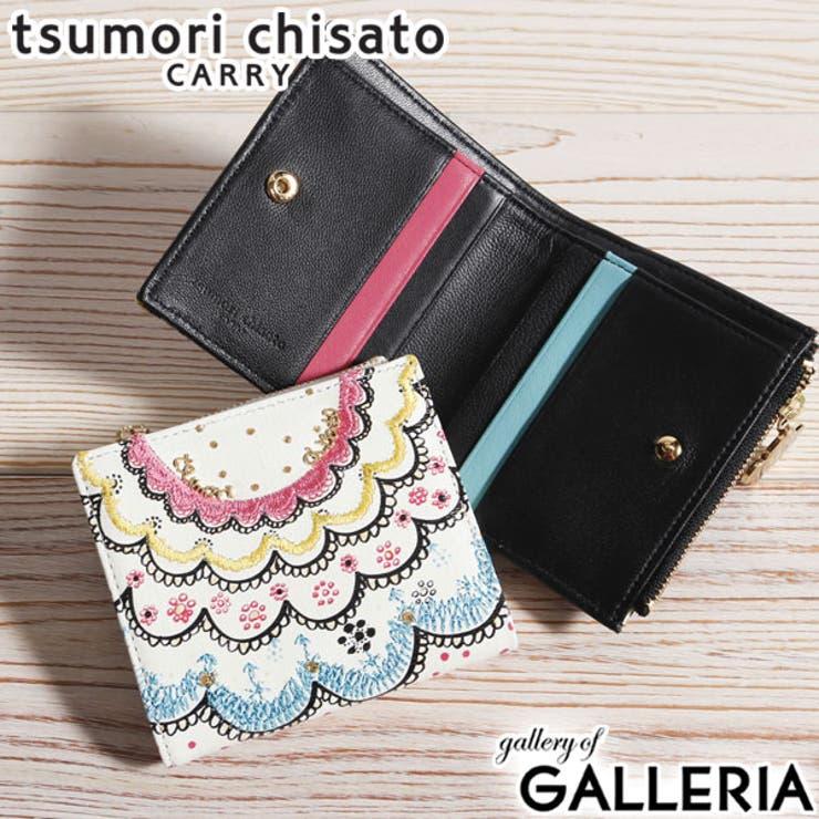 二つ折り財布 tsumori chisato   ギャレリア Bag&Luggage   詳細画像1