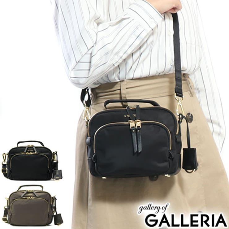 TUMI レディース ショルダーバッグ   ギャレリア Bag&Luggage   詳細画像1