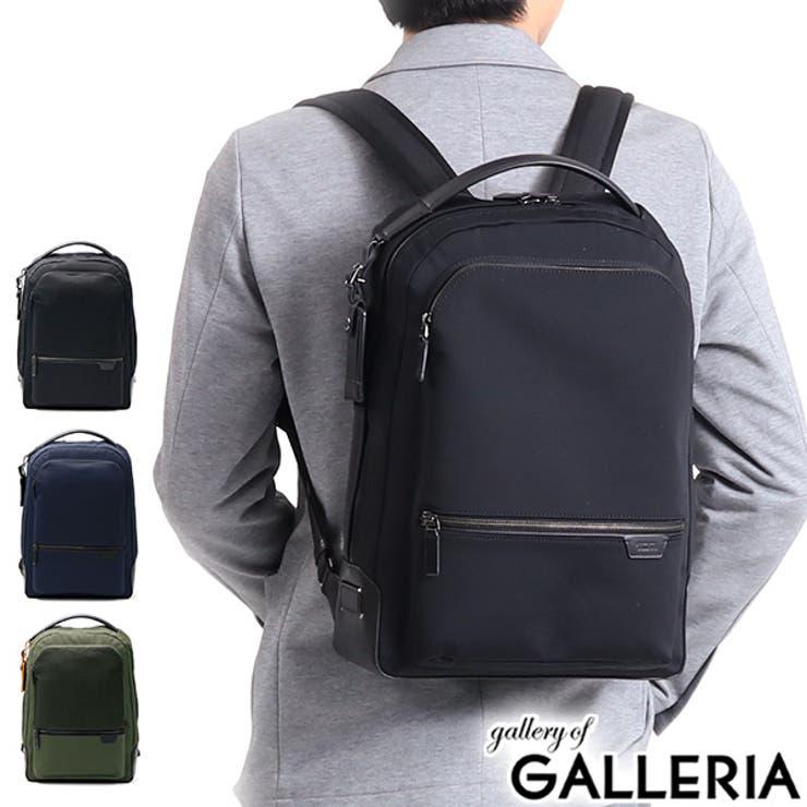 リュック TUMI バックパック   ギャレリア Bag&Luggage   詳細画像1