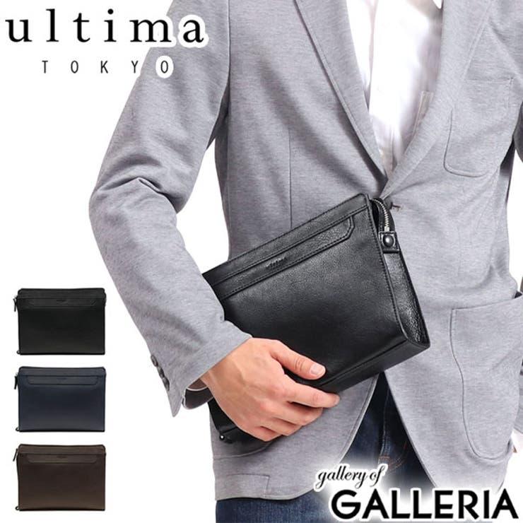 クラッチバッグ ultima TOKYO | ギャレリア Bag&Luggage | 詳細画像1