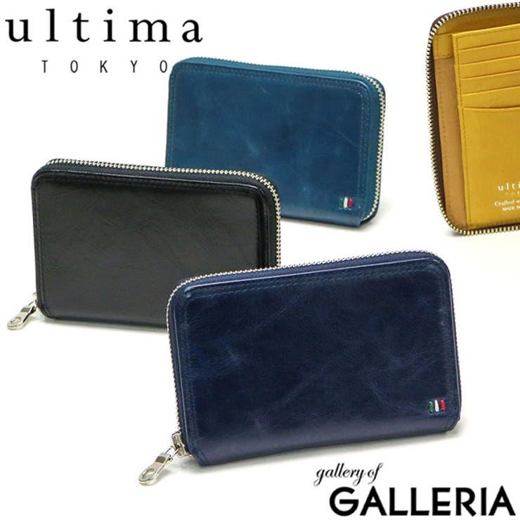 財布 ゼウス 二つ折り財布   ギャレリア Bag&Luggage   詳細画像1