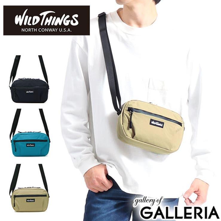 ショルダーバッグ WILD THINGS | ギャレリア Bag&Luggage | 詳細画像1