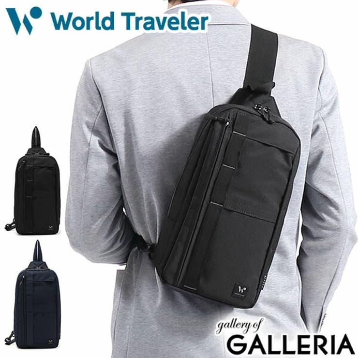 ボディバッグ バッグ ポリアス   ギャレリア Bag&Luggage   詳細画像1