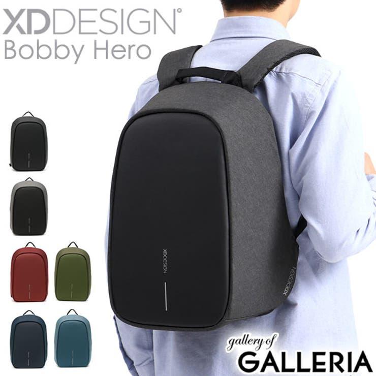 リュックサック Bobby Hero   ギャレリア Bag&Luggage   詳細画像1
