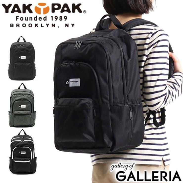 リュック YAKPAK バックパック | ギャレリア Bag&Luggage | 詳細画像1