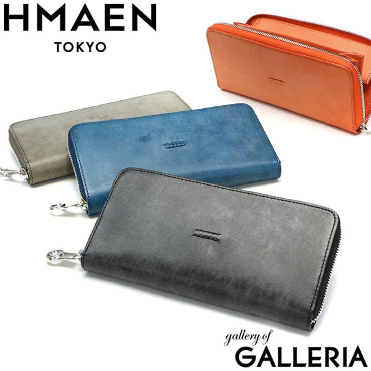長財布 HMAEN 財布   ギャレリア Bag&Luggage   詳細画像1