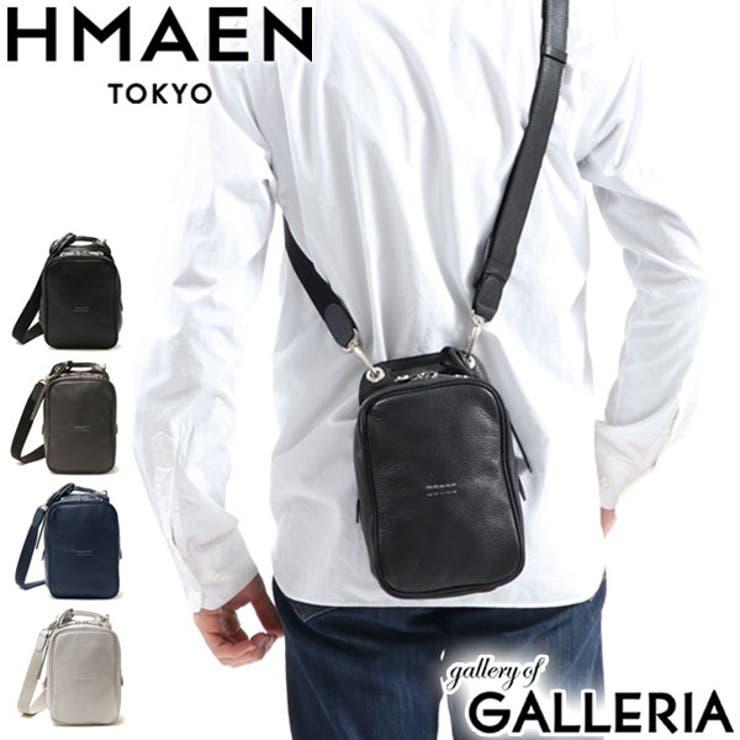 ショルダーバッグ HMAEN AD   ギャレリア Bag&Luggage   詳細画像1