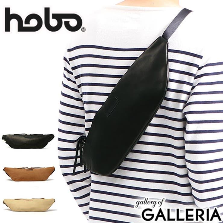 ウエストポーチ hobo ボディバッグ   ギャレリア Bag&Luggage   詳細画像1