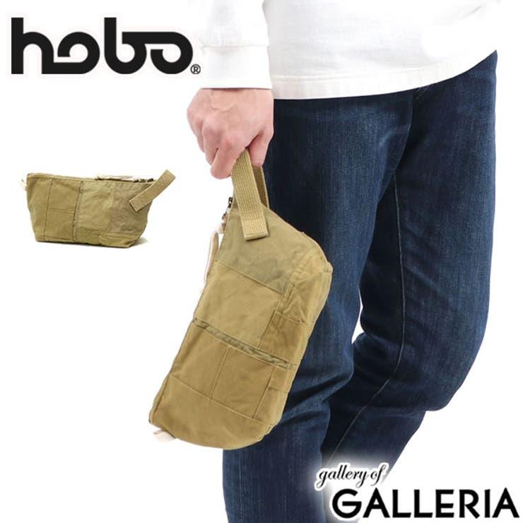 ホーボー ポーチ hobo   ギャレリア Bag&Luggage   詳細画像1