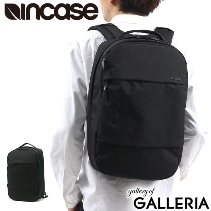 日本正規品 インケース リュック   ギャレリア Bag&Luggage   詳細画像1