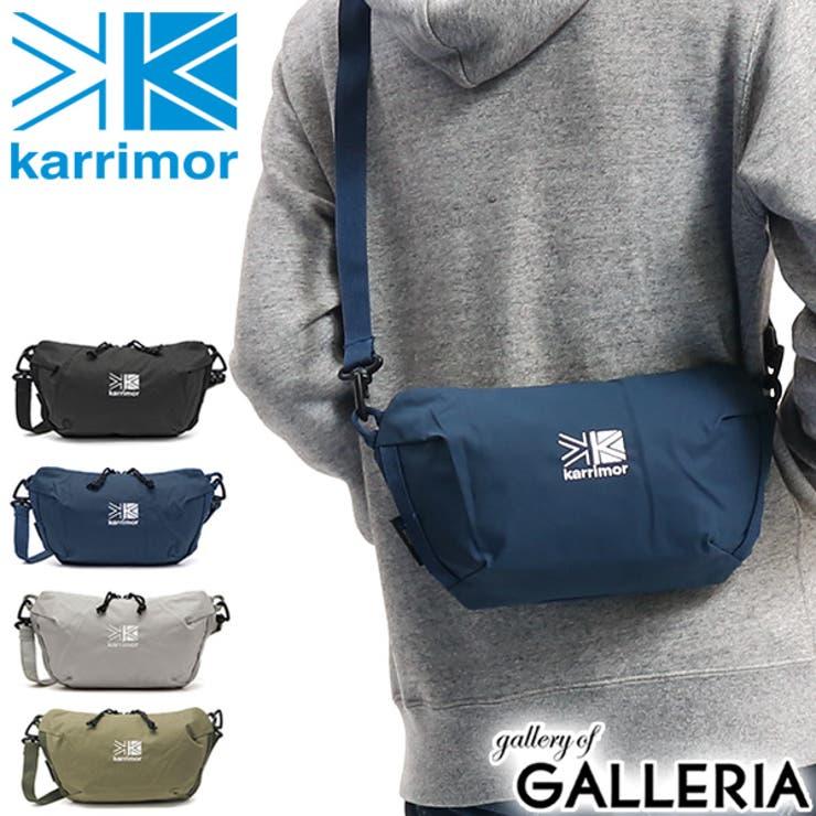 ショルダーバッグ karrimor サコッシュ | ギャレリア Bag&Luggage | 詳細画像1