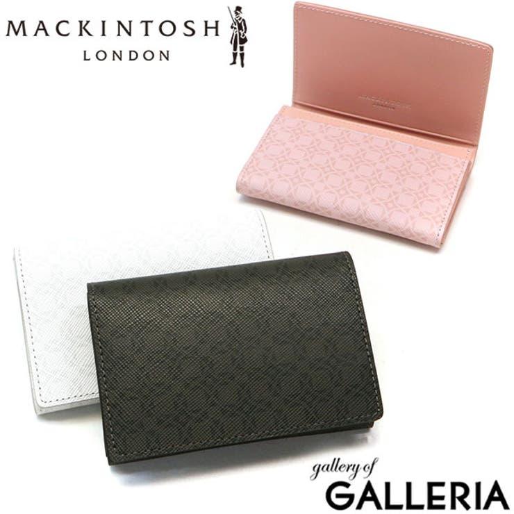 名刺入れ MACKINTOSH LONDON | ギャレリア Bag&Luggage | 詳細画像1