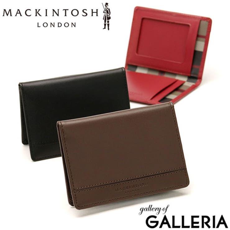 マッキントッシュ ロンドン カードケース | ギャレリア Bag&Luggage | 詳細画像1
