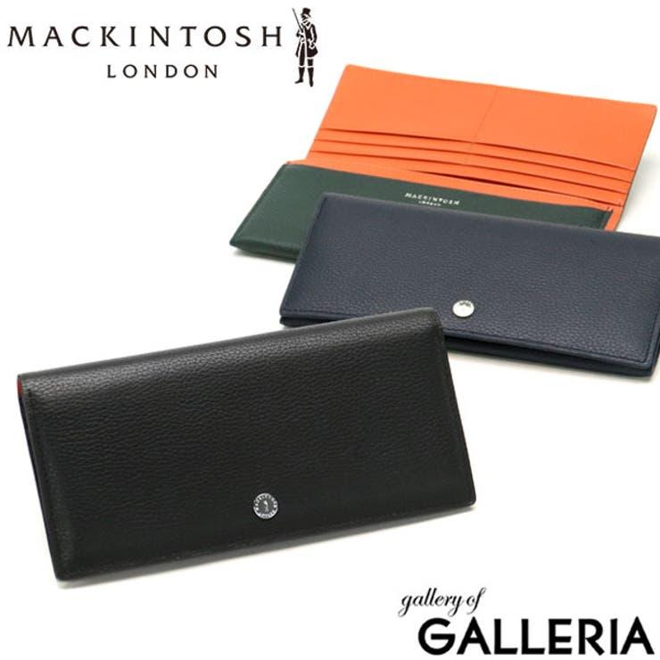 マッキントッシュロンドン 長財布 本革   ギャレリア Bag&Luggage   詳細画像1