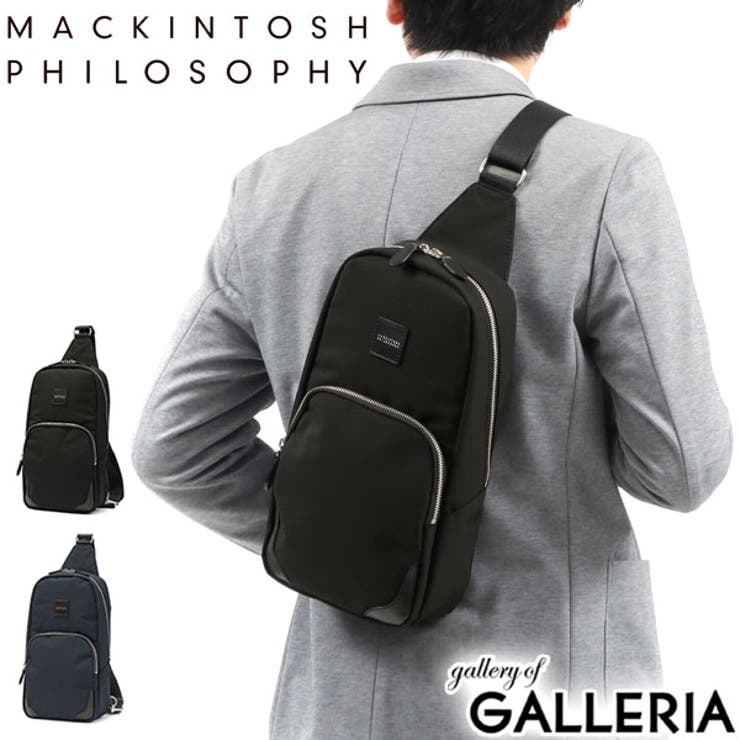 マッキントッシュフィロソフィー ボディバッグ 撥水 | ギャレリア Bag&Luggage | 詳細画像1