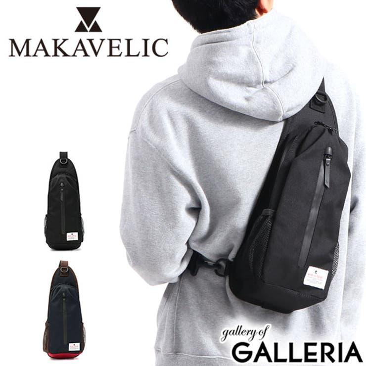 ボディバッグ MAKAVELIC バッグ   ギャレリア Bag&Luggage   詳細画像1
