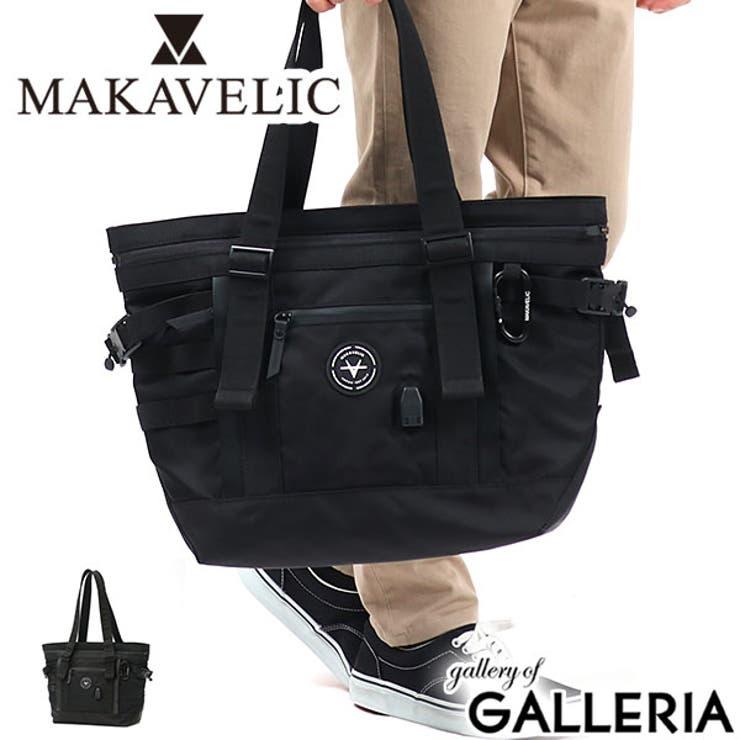 マキャベリック トートバッグ MAKAVELIC   ギャレリア Bag&Luggage   詳細画像1