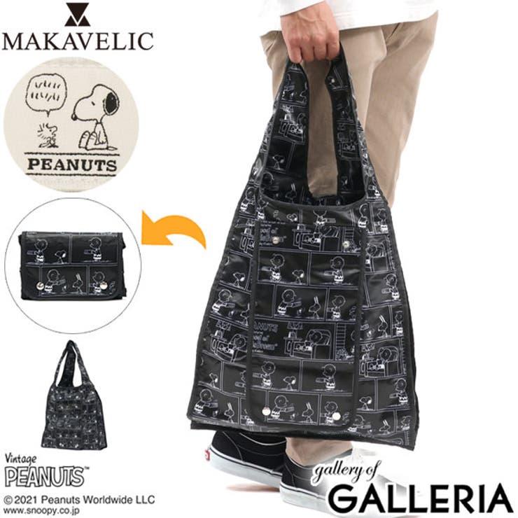 マキャベリック エコバッグ MAKAVELIC | ギャレリア Bag&Luggage | 詳細画像1