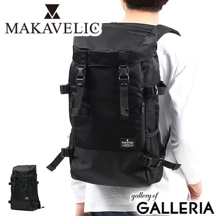 マキャベリック リュック MAKAVELIC   ギャレリア Bag&Luggage   詳細画像1