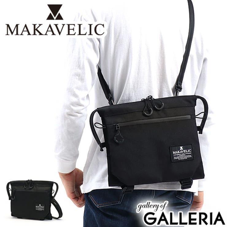 マキャベリック ショルダーバッグ MAKAVELIC | ギャレリア Bag&Luggage | 詳細画像1