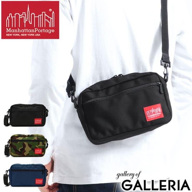 ショルダーバッグ Manhattan Portage   ギャレリア Bag&Luggage   詳細画像1