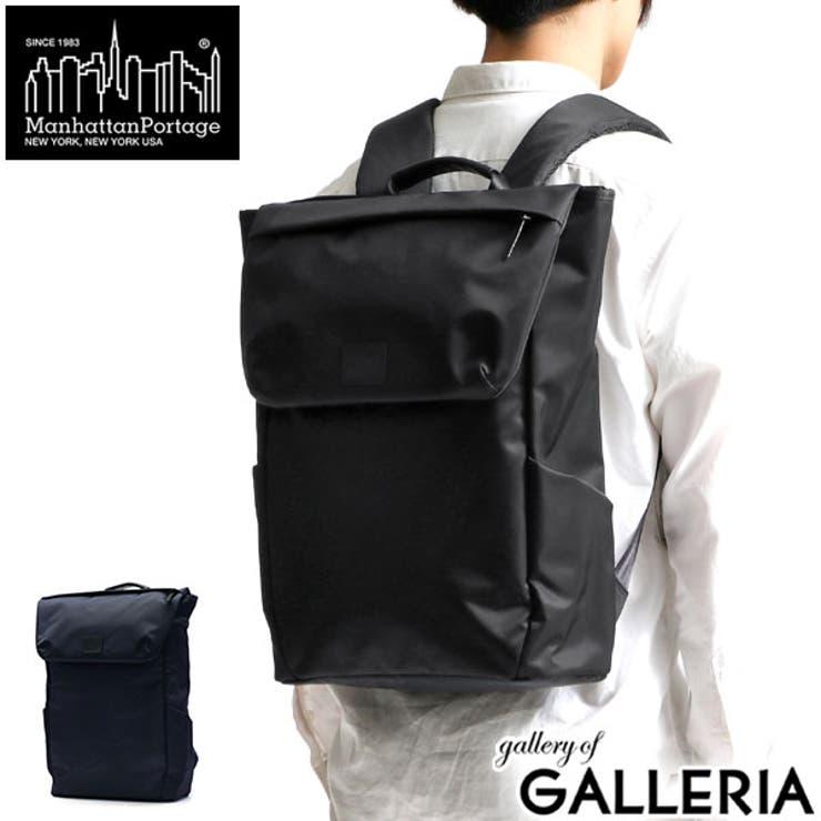 日本正規品 マンハッタンポーテージブラックレーベル リュック | ギャレリア Bag&Luggage | 詳細画像1