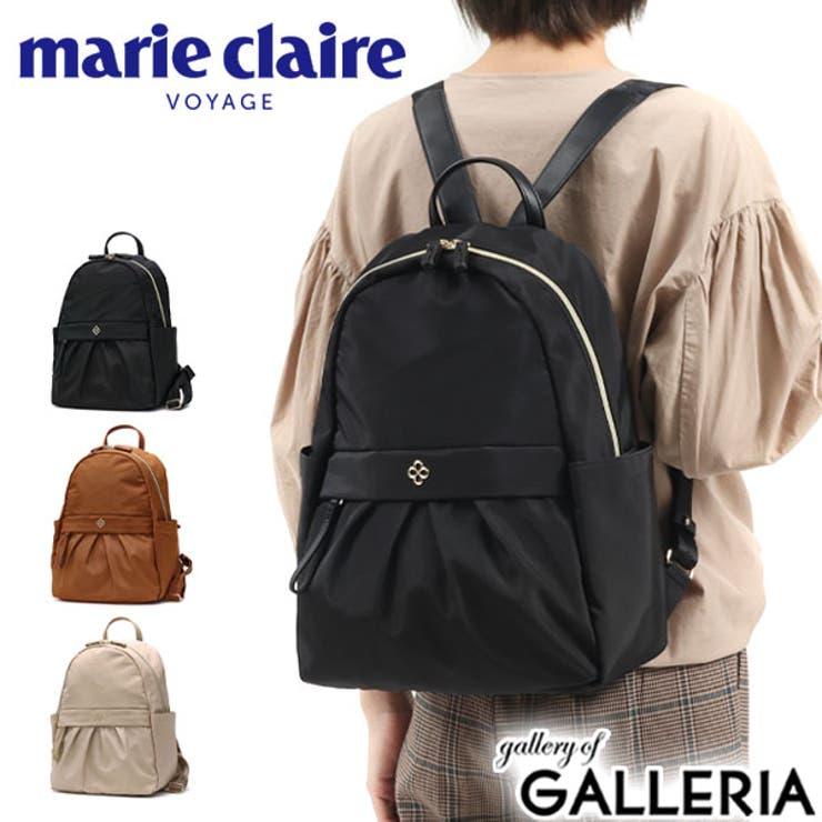 マリ・クレールボヤージュ リュック チケット | ギャレリア Bag&Luggage | 詳細画像1