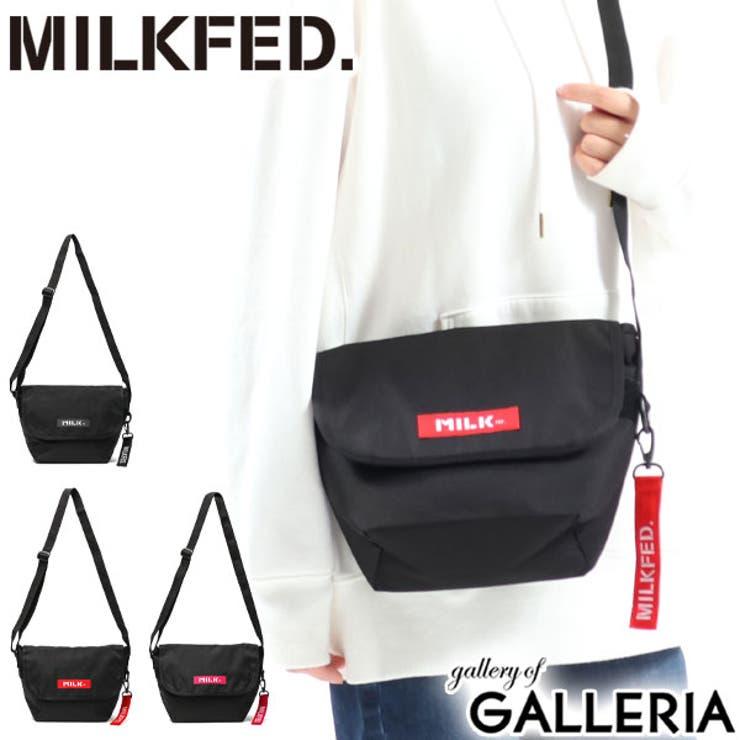 ショルダーバッグ MILKFED メッセンジャーバッグ | ギャレリア Bag&Luggage | 詳細画像1