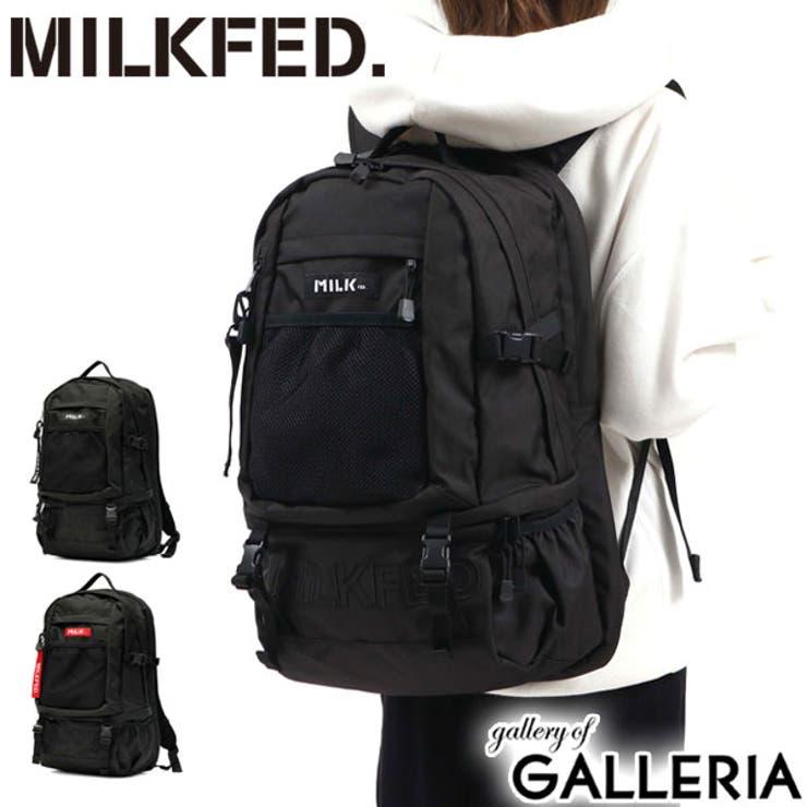 ミルクフェド リュック MILKFED   ギャレリア Bag&Luggage   詳細画像1