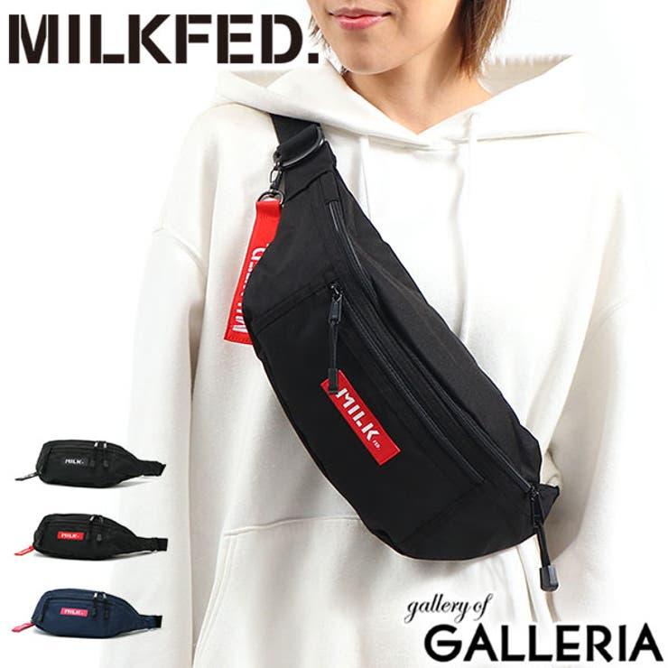 ミルクフェド バッグ MILKFED   ギャレリア Bag&Luggage   詳細画像1