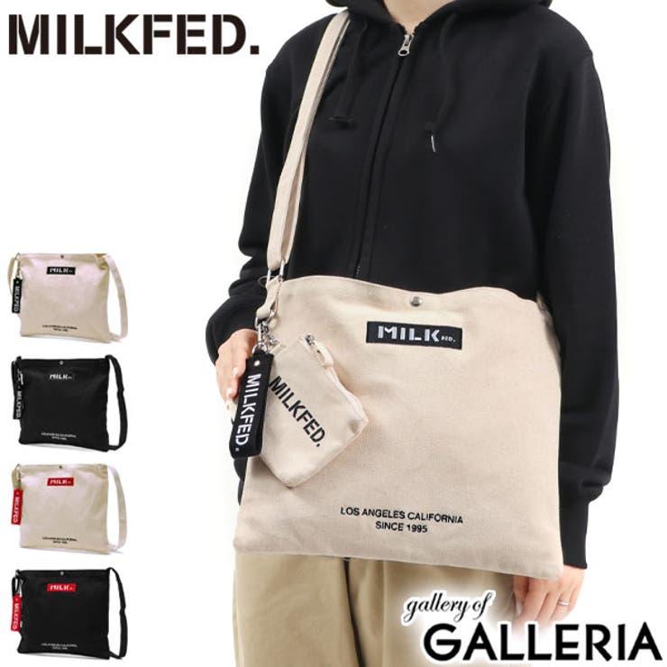 ミルクフェド サコッシュ MILKFED   ギャレリア Bag&Luggage   詳細画像1