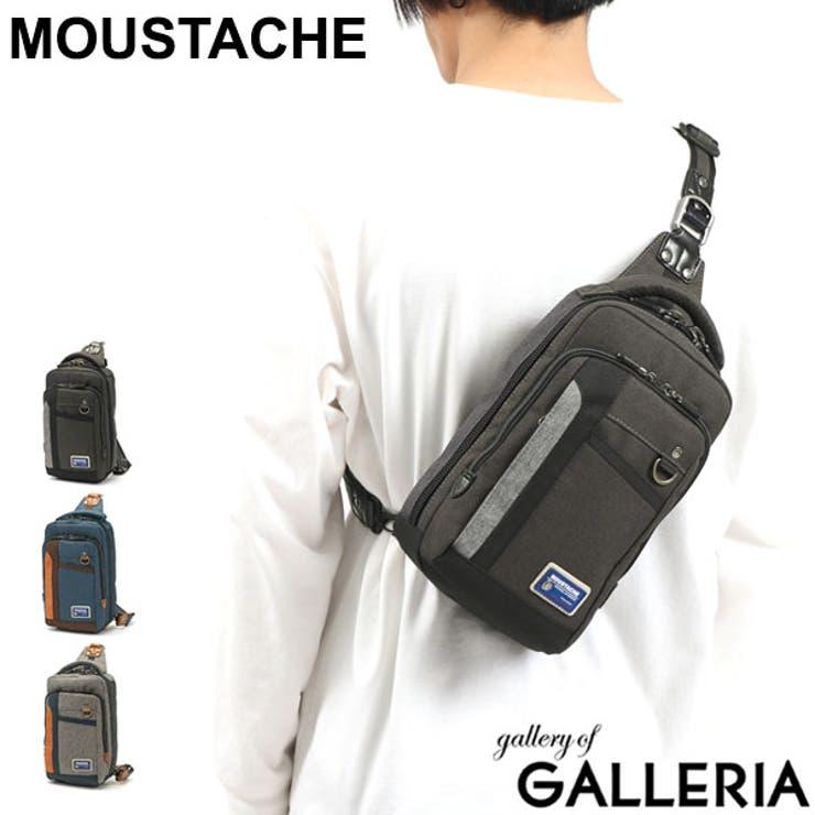 ムスタッシュ ボディバッグ MOUSTACHE | ギャレリア Bag&Luggage | 詳細画像1