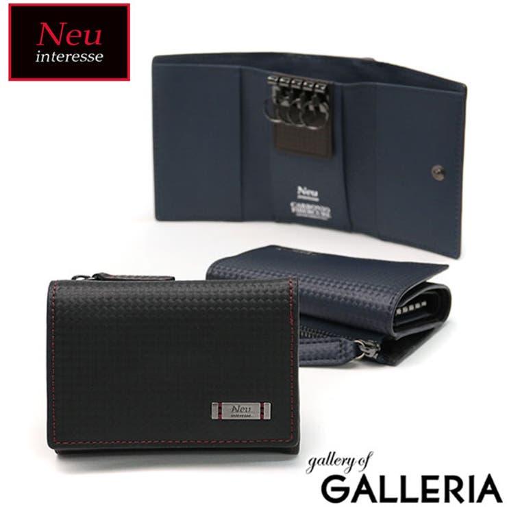 ノイインテレッセ 三つ折り財布 Neuinteresse | ギャレリア Bag&Luggage | 詳細画像1