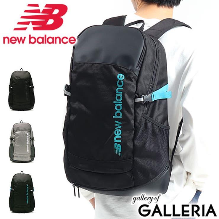リュック new balance   ギャレリア Bag&Luggage   詳細画像1