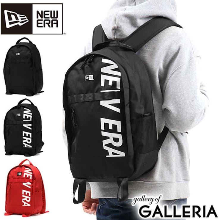正規取扱店 ニューエラ リュック   ギャレリア Bag&Luggage   詳細画像1