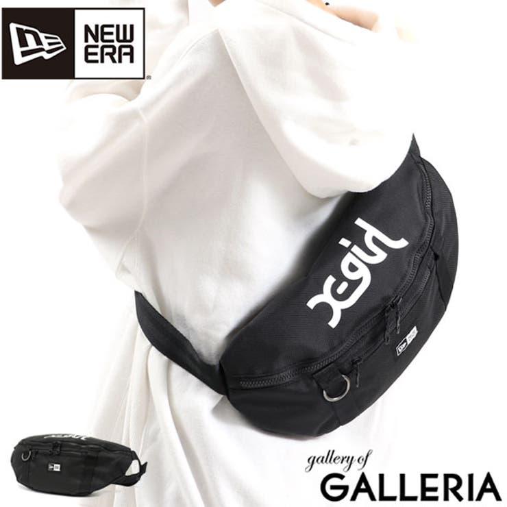 正規取扱店 ニューエラ ウエストバッグ   ギャレリア Bag&Luggage   詳細画像1