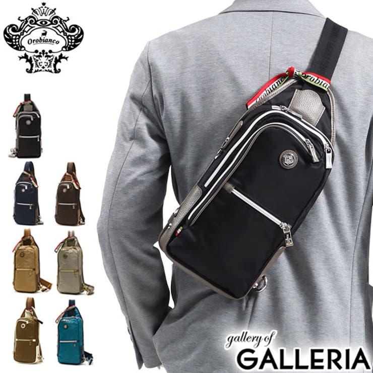 日本正規品 オロビアンコ ボディバッグ   ギャレリア Bag&Luggage   詳細画像1