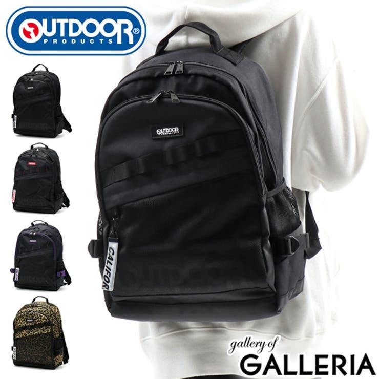 アウトドアプロダクツ リュック OUTDOOR | ギャレリア Bag&Luggage | 詳細画像1
