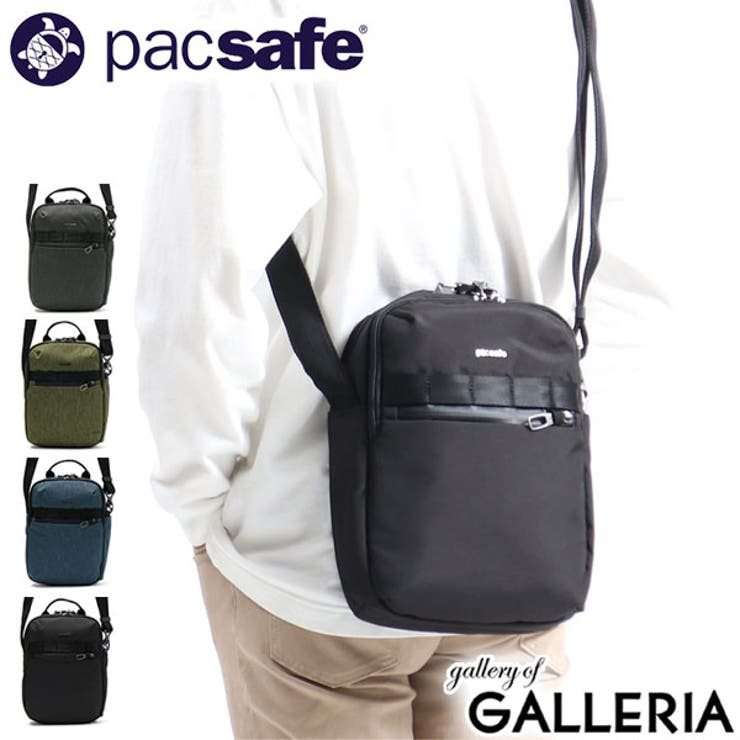 ショルダーバッグ pacsafe バッグ | ギャレリア Bag&Luggage | 詳細画像1