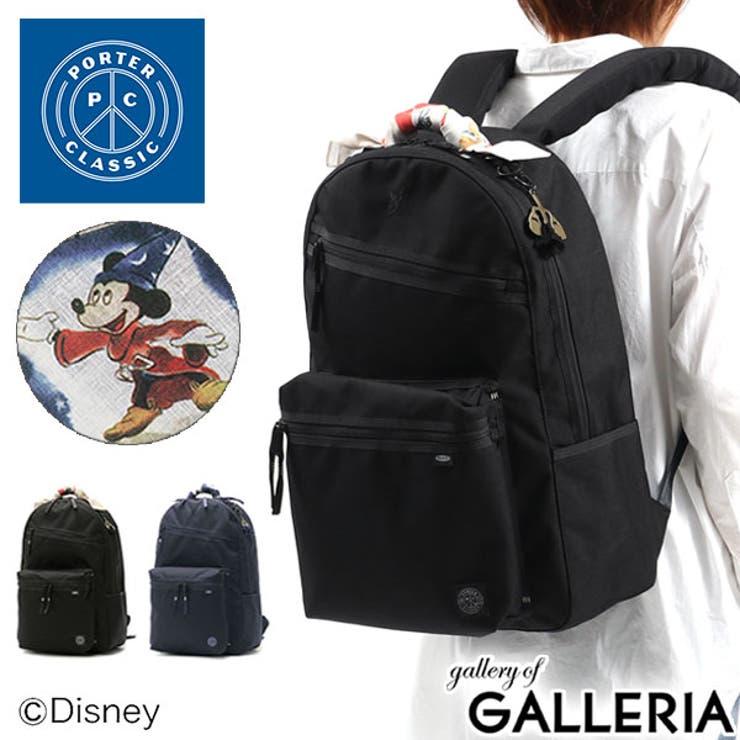 ポータークラシック リュック ディズニー | ギャレリア Bag&Luggage | 詳細画像1