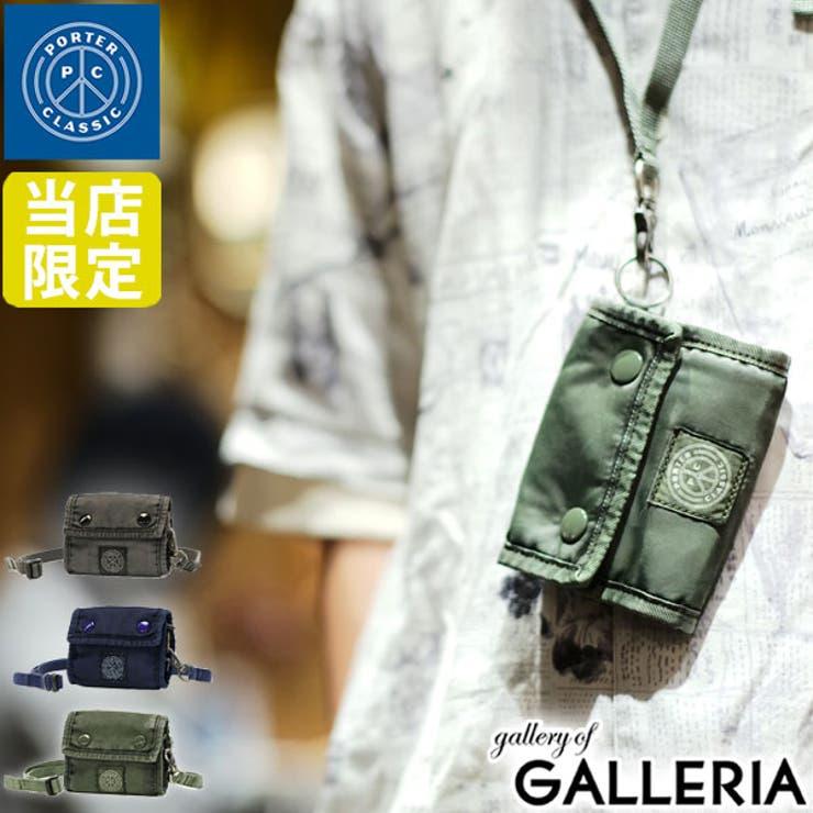 ポータークラシック 財布 Porter   ギャレリア Bag&Luggage   詳細画像1