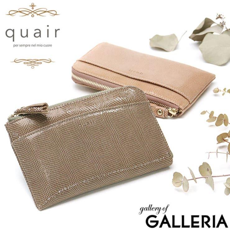 クアー 財布 quair | ギャレリア Bag&Luggage | 詳細画像1