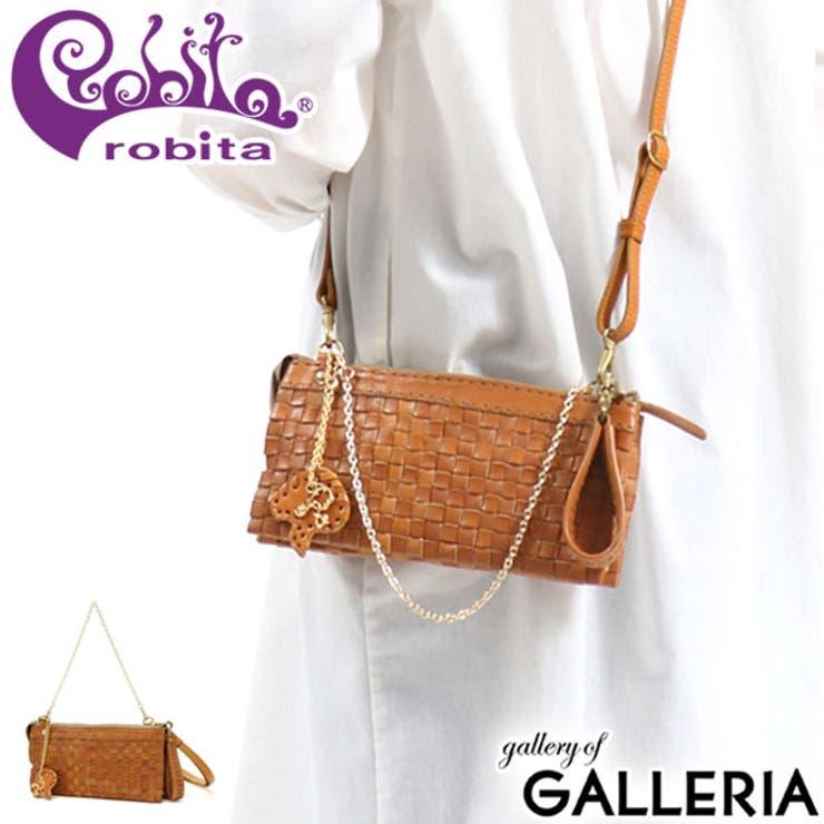 正規品1年保証 ロビタ 3WAYショルダーバッグ   ギャレリア Bag&Luggage   詳細画像1